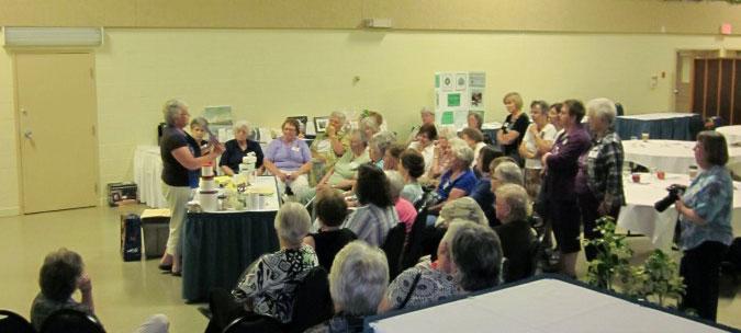 Women's Institute of Nova Scotia: New Members