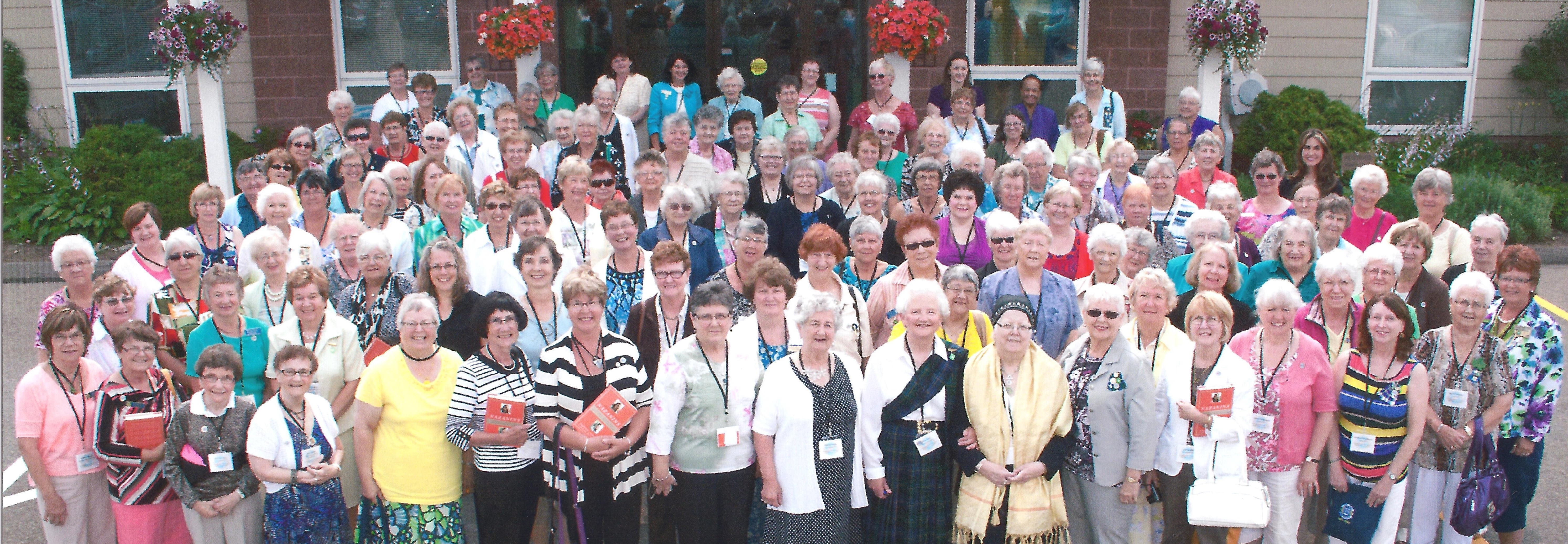 100th anniversary group photo cropped